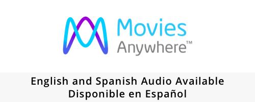 [HE Digital] Movies Anywhere- English and Spanish Audio (retailer)