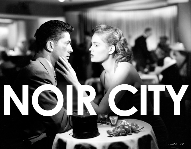 Side Street: Farley Granger and Jean Hagen in a nightclub