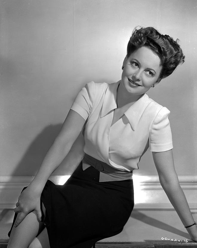Olivia de Havilland - Government Girl