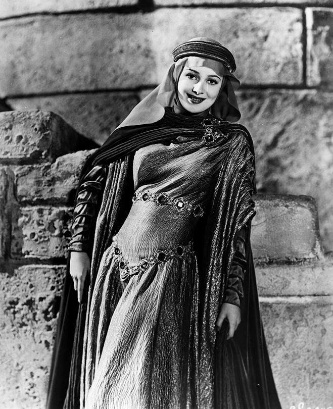 Olivia de Havilland - The Adventures of Robin Hood (1938)