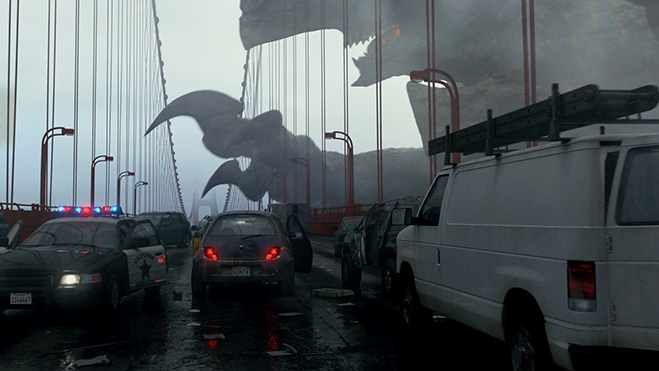 Pacific Rim - Golden Gate Bridge