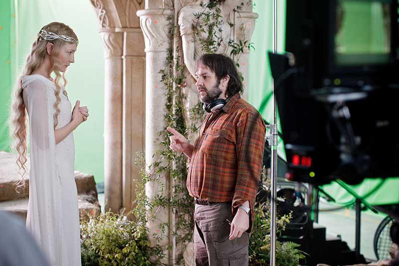 Peter Jackson Cate Blanchett