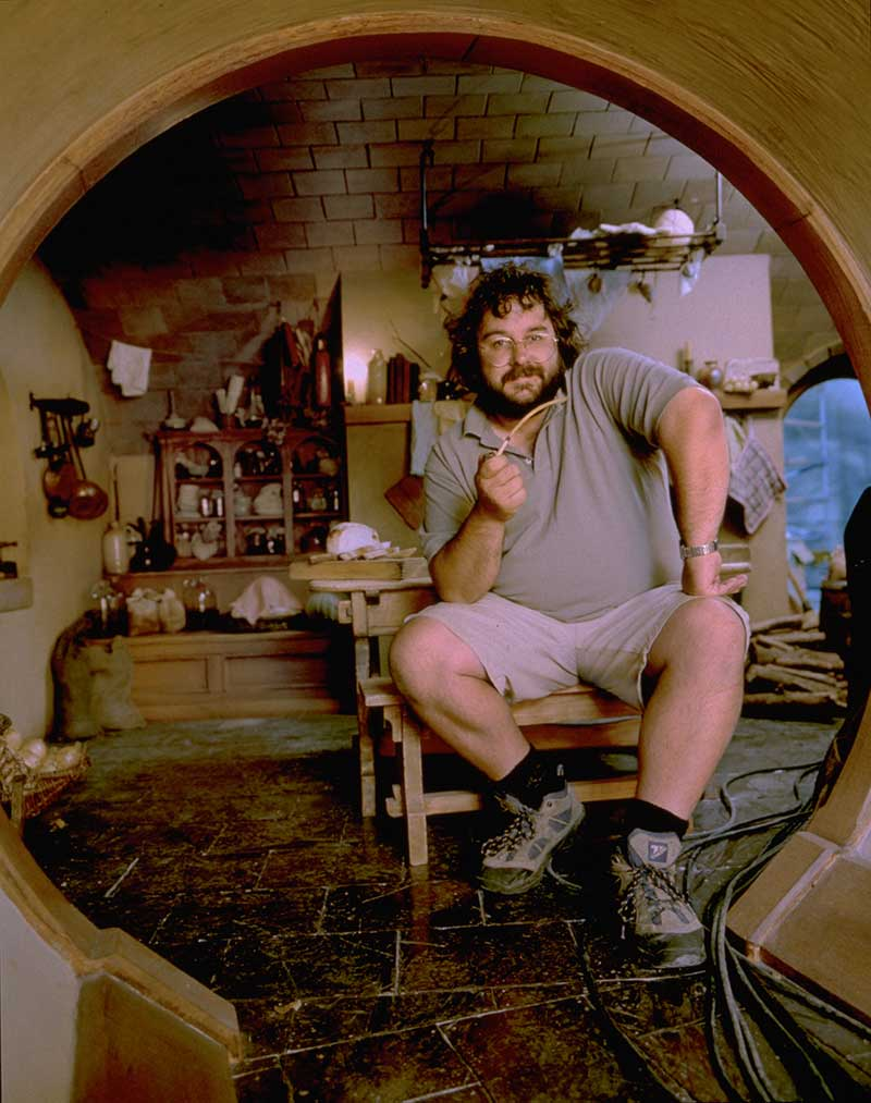 Peter Jackson - Fellowship of the ring