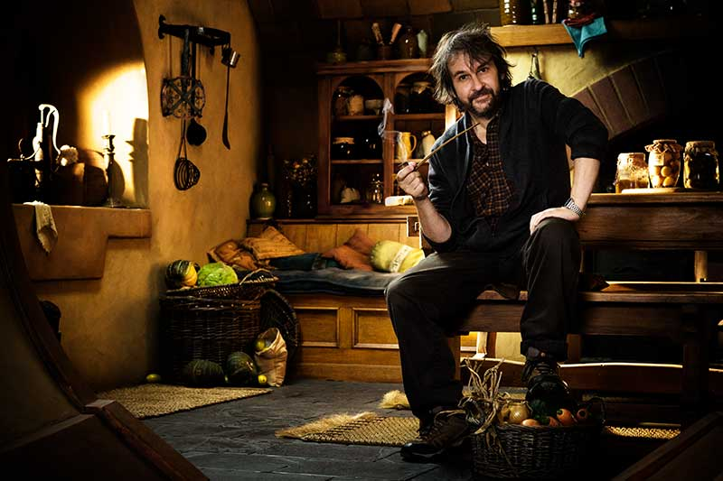 Peter Jackson The Hobbit An Unexpected Journey
