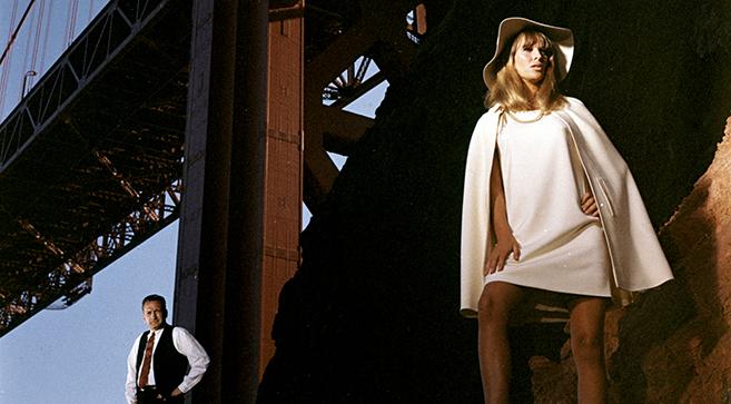 george c. scott and julie christie star in director richard lester's 1968 masterwork petulia, which arrives on DVD June 28.