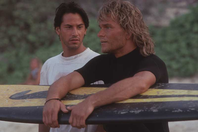 Point Break - Keanu Reeves - 02