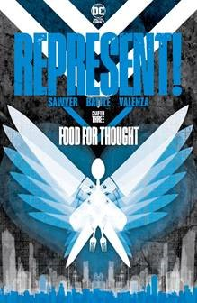 REPRESENT! - Food For Thought