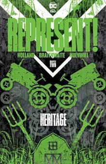 REPRESENT! - Heritage