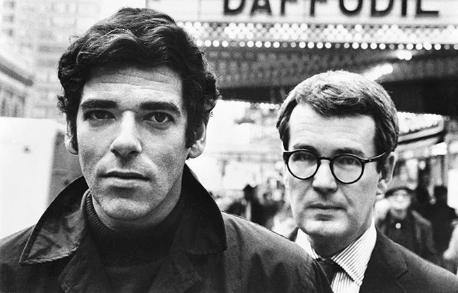 bonnie and clyde screenwriters david newman and robert benton