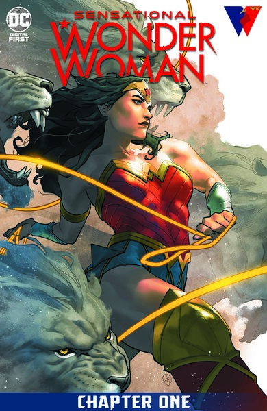 DC Celebrates Wonder Woman's 80th Anniversary With An All-New Digital First Series