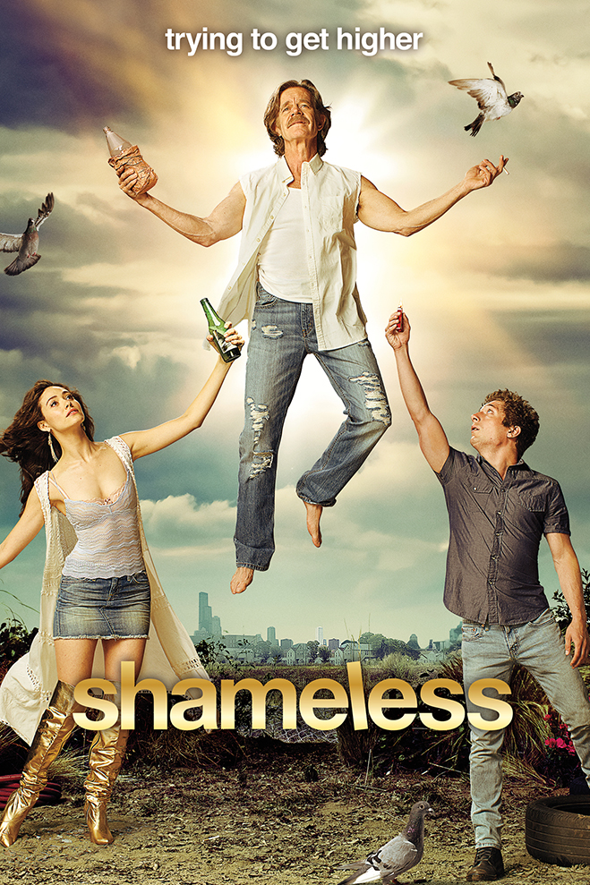 Shameless Season 8 poster