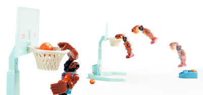 """""""Space Jam: A New Legacy"""" - Moose Toys - LeBron James Super Shoot and Dunk"""
