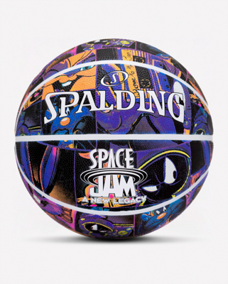 """""""Space Jam: A New Legacy"""" - Spalding - Space Jam basketball purple"""