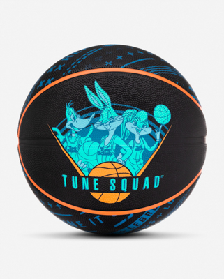 """""""Space Jam: A New Legacy"""" - Spalding - Tune Squad basketball with turquoise"""