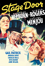 warner archive collection releases stage door on dvd