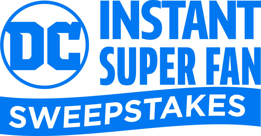 DC Super Fan Sweepstakes