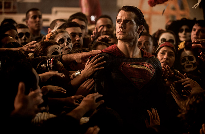 henry cavill stars as superman in batman v superman dawn of justice