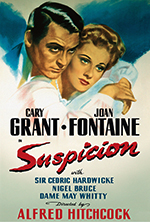 warner archive collection releases suspicion on blu-ray
