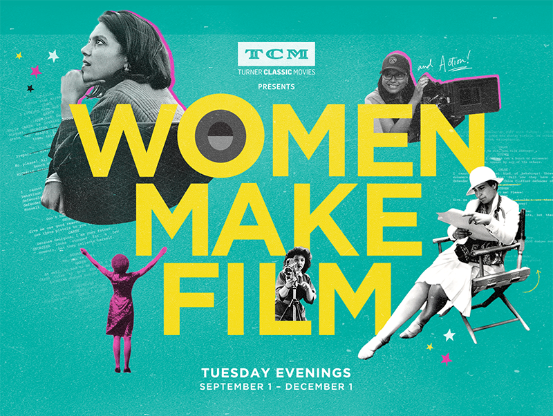 TCM Presents: Women Make Film - 800