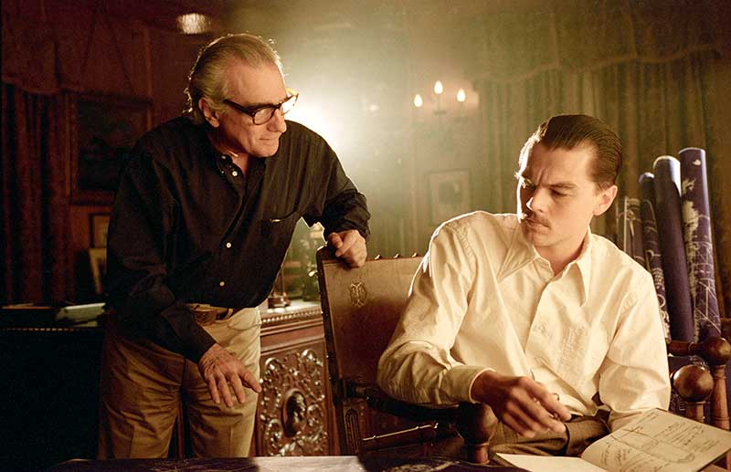 The Aviator - Leonardo Dicaprio, Martin Scorsese