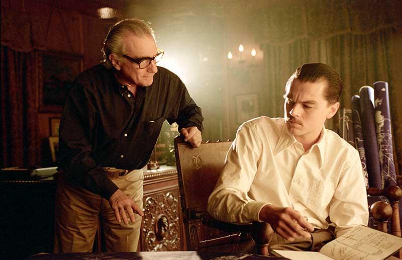The Aviator - Leonardo Dicaprio, Martin Scorsese