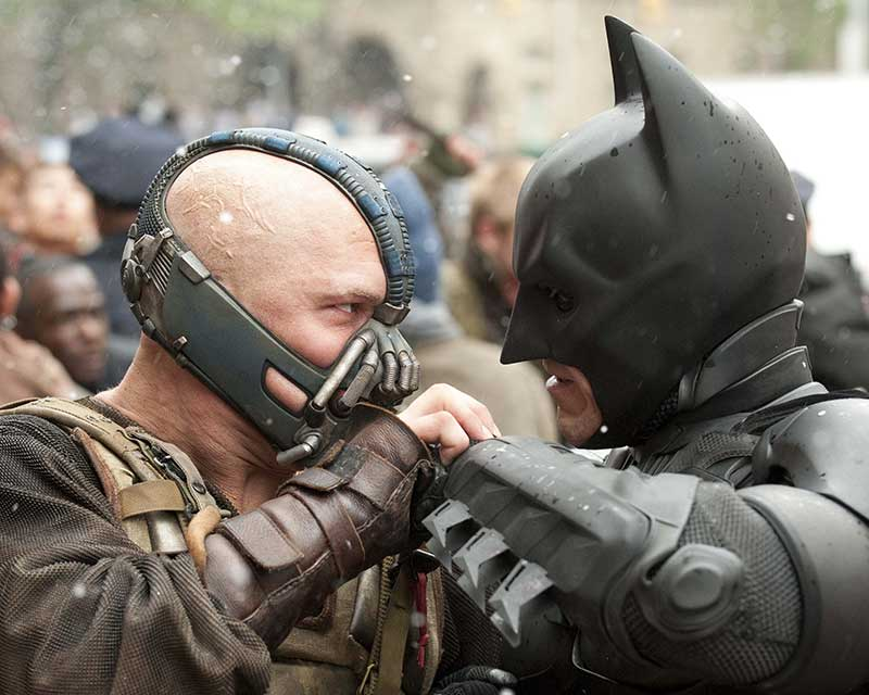The Dark Knight Rises - Decade Article