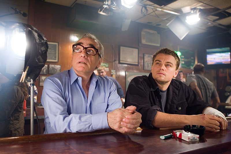 The Departed - Leonardo DiCaprio, Martin Scorsese