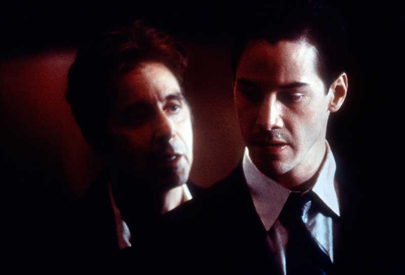 The Devil's Advocate - Keanu Reeves