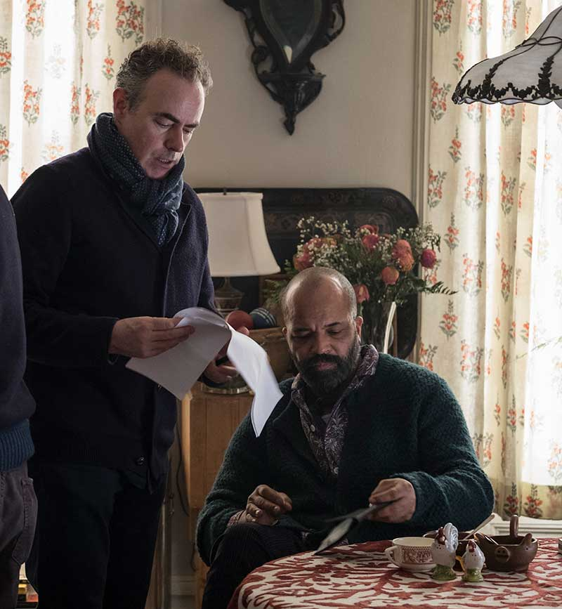 The Goldfinch - John Crowley, Jeffrey Wright