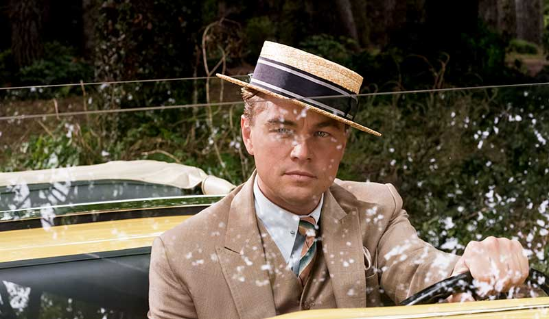 The Great Gatsby - Leonardo DiCaprio