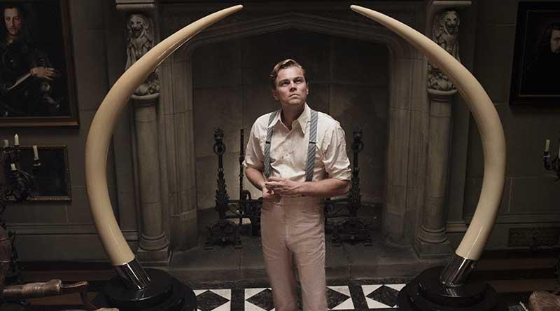 The Great Gatsby - Leonardo DiCaprio - House