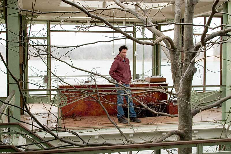 The Lake House - Keanu Reeves