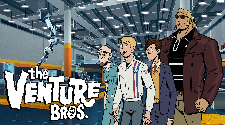 The Venture Bros. - graphic image