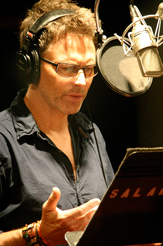Tim Daly - Recording