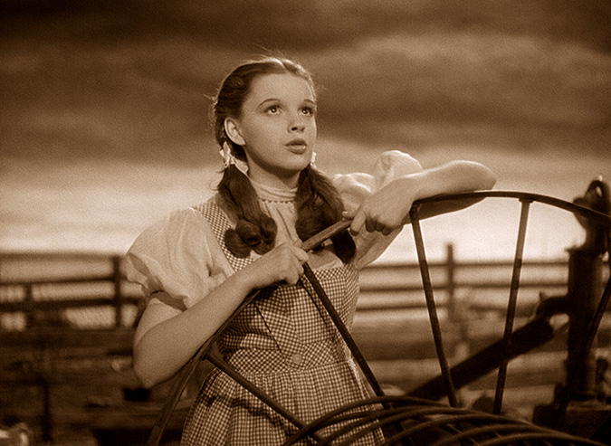 Judy Garlan - The Wizard of Oz