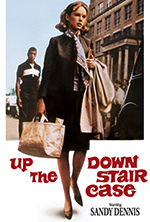 warner archive collection releases up the down staircase on dvd