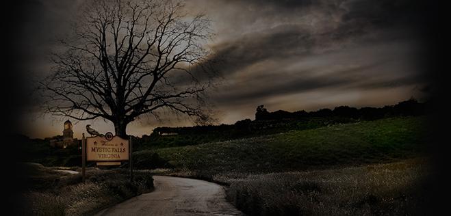 the vampire diaries scene photo