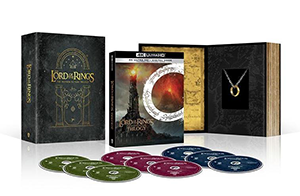 WB Shop Holiday Gift Guide - The Lord of the Rings Motion Picture Trilogy Giftset (4K Ultra HD)
