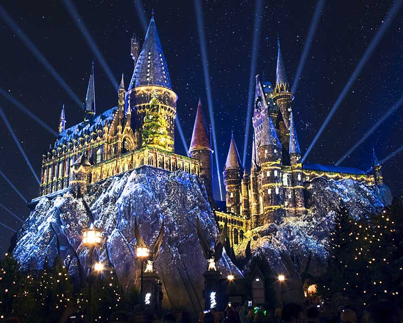 WB Tour Experiences Wizarding World - Hogwarts