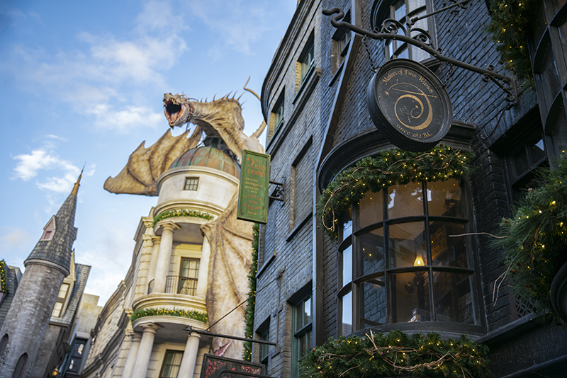 WB Tour Experiences Wizarding World - Orlando , Florida