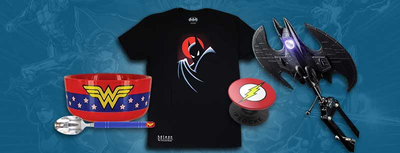 WB Shop - DC Gifts