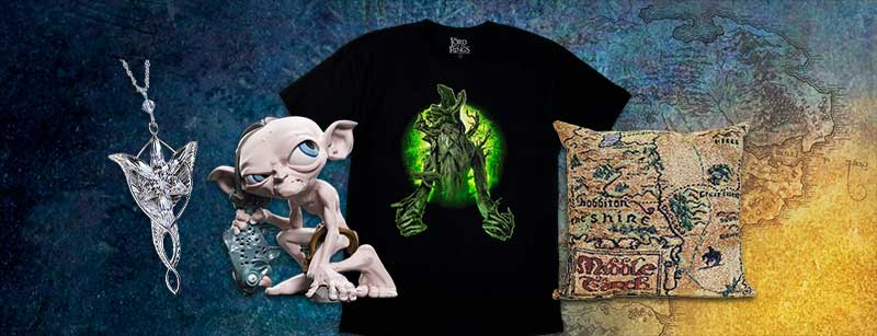 WB Shop - LOTR Gifts
