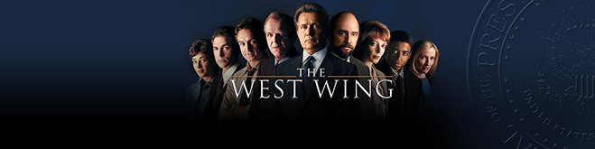 the west wing complete series banner