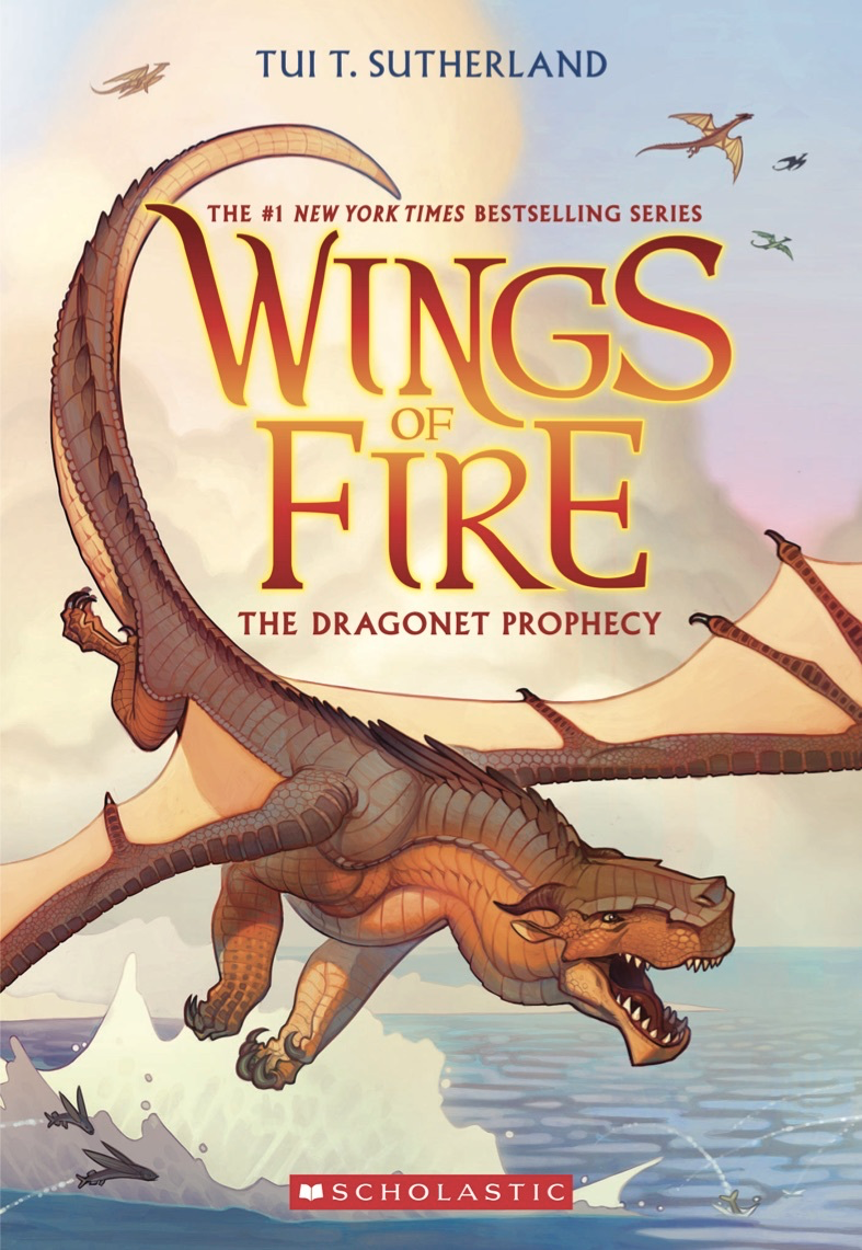 Wings of Fire - book cover