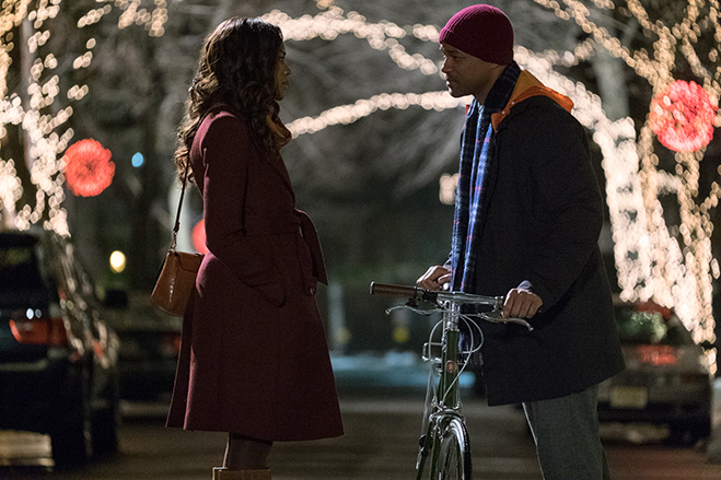 naomie harris and will smith in the holiday film collateral beauty