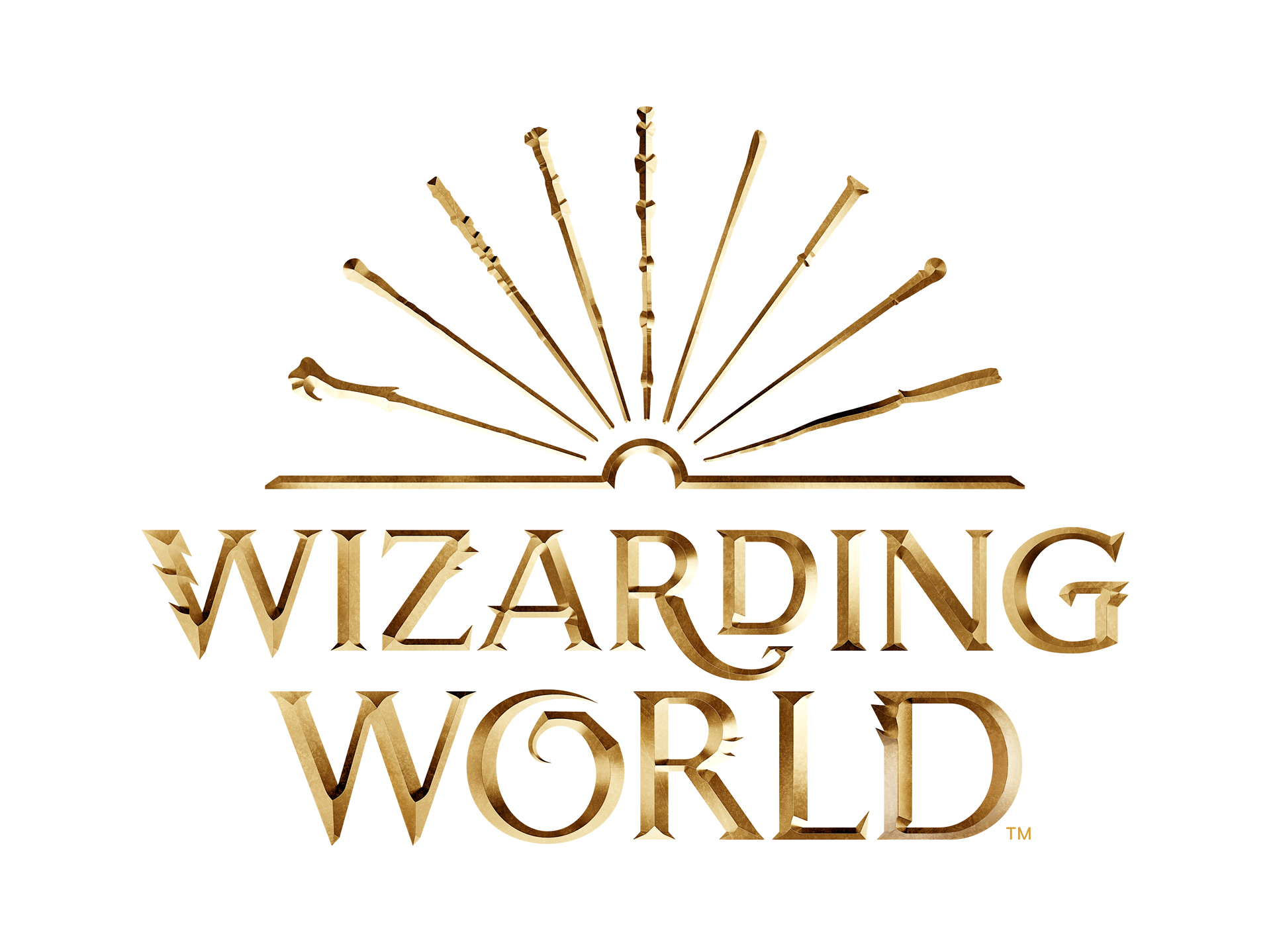 Wizarding World - Logo
