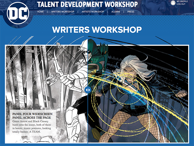 dc writers workshop