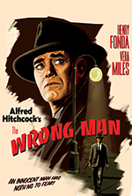 warner archive collection releases the wrong man on blu-ray