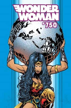 WonderWomanIssue750DC